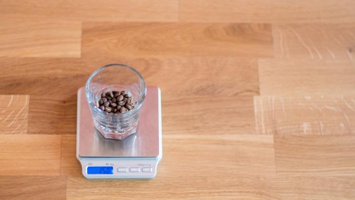 Craft Coffee Aeropress Brew Guide - Step 3