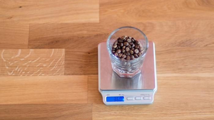 Craft Coffee Chemex Brew Guide - Step 4