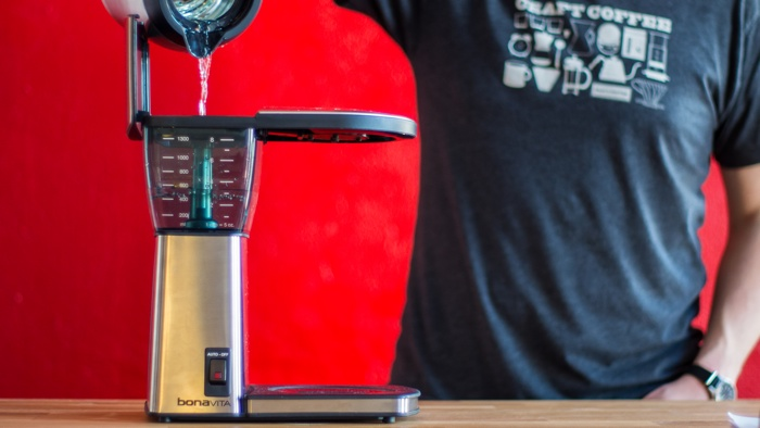 Craft Coffee - Coffee Maker Brew Guide - Step 1