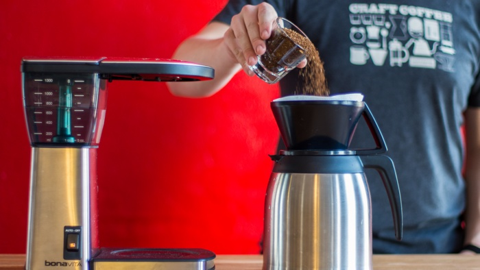 Craft Coffee - Coffee Maker Brew Guide - Step 3