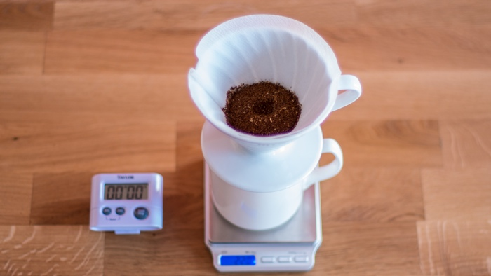 Craft Coffee Hario V60 Brew Guide - Step 5