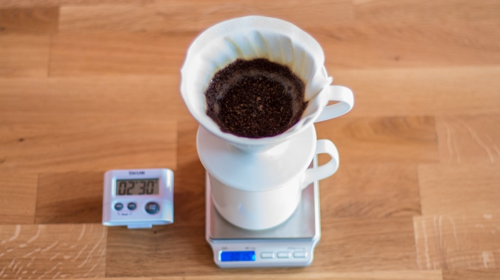 Craft Coffee Hario V60 Brew Guide - Step 8