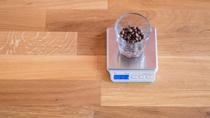 Craft Coffee Kalita Wave Brew Guide - Step 3